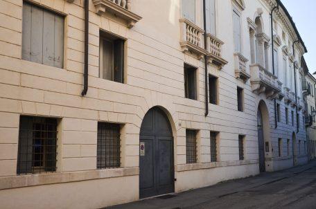 Restauro Palazzo Valle – Vicenza, Centro storico