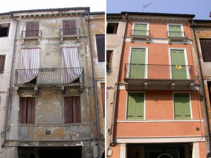 Ristrutturazione palazzina storica – Vicenza Centro storico